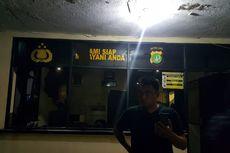 Pos Polisi Ahmad Yani Diserang Orang Tak Dikenal