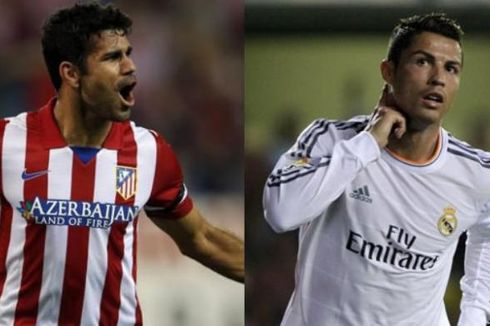 Real Madrid Vs Atletico Madrid, Penegasan Penguasa Kota