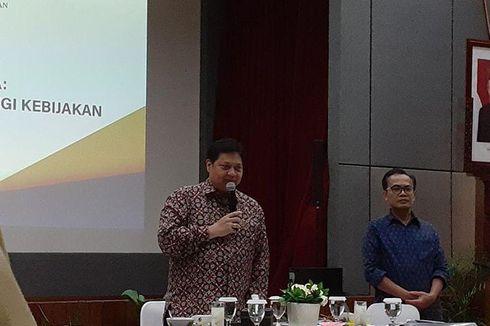 Menko Airlangga: Omnibus Law Permudah Perekrutan Tenaga Kerja Asing