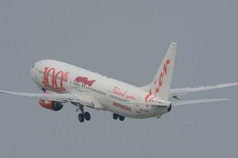 Pesawat Lion Air JT-610 Rute Jakarta-Pangkal Pinang Hilang Kontak
