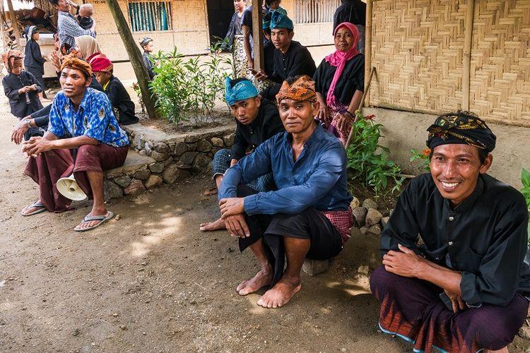 Tempat wisata bernama Desa Wisata Sasak Ende di Kabupaten Lombok Tengah, Nusa Tenggara Barat (SHUTTERSTOCK/Julius Bramanto).