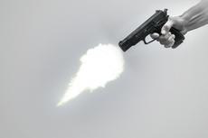 Polisi Tembak Kaki Napi di Makassar Saat Hendak Mengedarkan Sabu di Rutan
