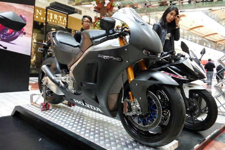Honda RC213V-S hadir di Jakarta