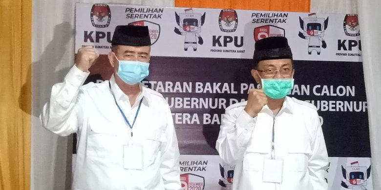 Cari Tahu, Pleno KPU Sumbar, Nasrul AbitIndra Catri Unggul Telak di Mentawai