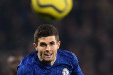 Crystal Palace vs Chelsea, Lampard Ikut Bandingkan Pulisic dengan Hazard