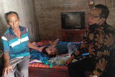 Derita Arga, Lumpuh Selama 20 tahun, Dirawat Pemulung Sejak Bayi