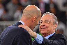 Perez Jamin Masa Depan Zidane Usai Bawa Real Madrid Juara Liga Spanyol