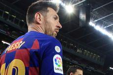 Latihan di Gym, Lionel Messi Buat Pengunjung Kagum