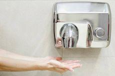 Awas, Pengering Tangan di Toilet Umum Sebarkan Lebih Banyak Virus