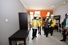Akhir Tahun Rampung, Rusun Universitas Lampung Dilengkapi Embung