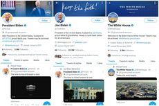 Joe Biden Dilantik, Twitter Reset Akun Resmi Presiden AS
