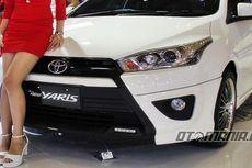 Paket Kosmetik Toyota Yaris dan Agya di IIMS 2015