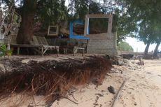 Pantai Wisata di Wakatobi Rusak karena Abrasi, Jumlah Pengunjung Anjlok