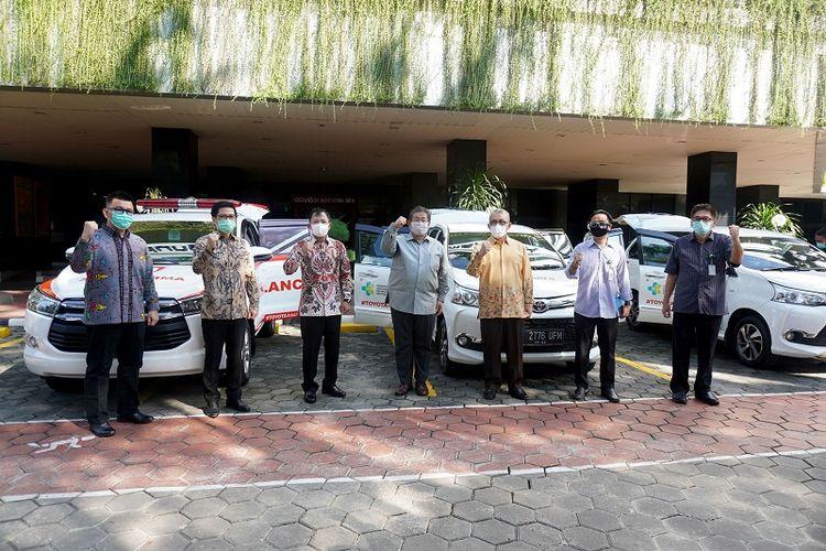 President Director PT Toyota-Astra Motor Susumu Matsuda mengatakan, pihaknya menyampaikan simpati yang mendalam kepada semua pihak terdampak wabah Covid-19.