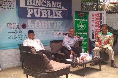 Wagub Uu Usul Bentuk Kementerian Pesantren, tapi Tak Diakomodir Jokowi