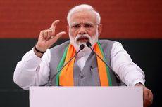 PM India Dikecam di Tengah Tsunami Covid-19, Dorong Anggaran Rp 25,8 Triliun untuk Bangun Parlemen dan Rumah Dinas