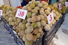 Efek Virus Corona, Toko di Singapura Berikan Durian Gratis