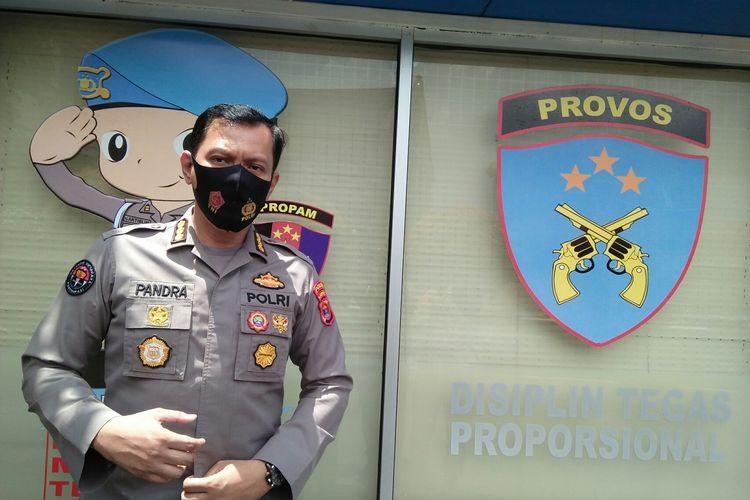 Kabid Humas Polda Lampung, Kombes Zahwani Pandra Arsyad.