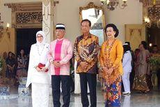 Tiba di Yogyakarta, Raja Malaysia Diajak Sri Sultan Lihat Batik hingga Tarian Lawung