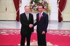 Usai Pelantikan, Jokowi Bertemu Wapres China dan Sejumlah Tamu Negara Lain