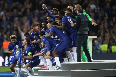 5 Hal Menarik dari Kemenangan Chelsea di Final Liga Champions