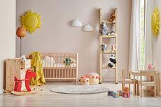 4 Rekomendasi Warna Cat untuk Kamar Bayi