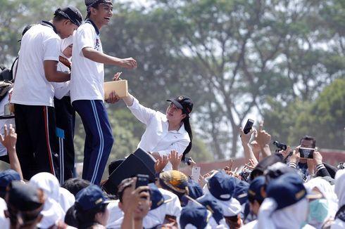 Harapan Puan Maharani pada Mahasiswa Baru di Semarang