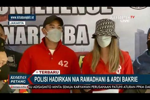 Pernyataan Aburizal Bakrie dan Pihak Keluarga atas Penangkapan Ardi Bakrie dan Nia Ramadhani