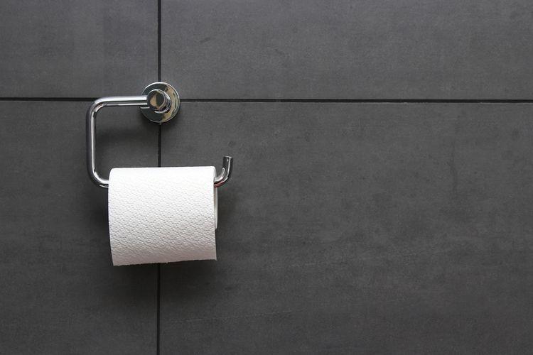 Ilustrasi tisu toilet