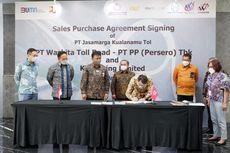 Jual Tol Medan-Kualanamu-Tebing Tinggi, Waskita Raup Rp 824 Miliar