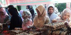 Bazar Komoditas Pangan Pokok di Pontianak Libatkan TTI