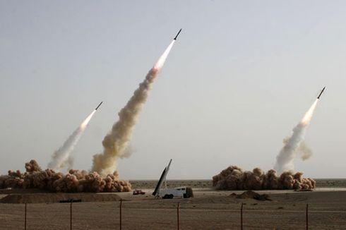 Jika AS Membalas, Iran Siap Tembakkan Ratusan hingga Ribuan Rudal