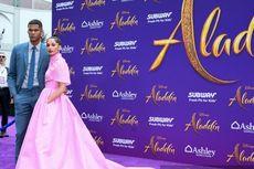 Pemeran Putri Jasmine di Aladdin Ternyata Istri Pemain Liga Inggris