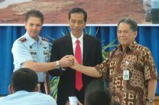TNI AU Izinkan Lahannya untuk Normalisasi Sungai Sunter