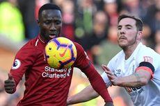 Liverpool Vs Arsenal, Klopp Harap Cedera Keita Tidak Parah