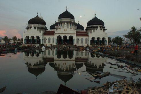 Tsunami Timbulkan Duka bagi Indonesia dalam 14 Tahun, dari Aceh hingga Selat Sunda