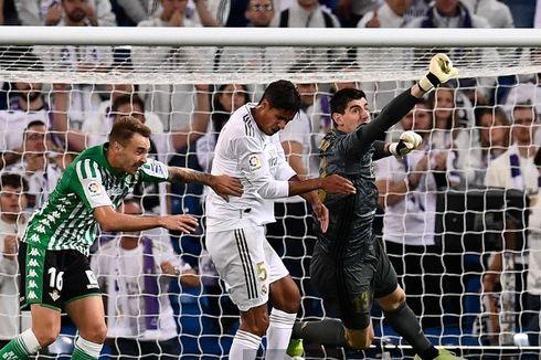 Courtois Tampil Apik untuk Madrid, Waktunya Lupakan Navas?