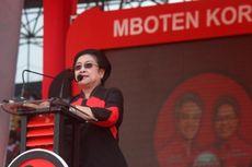 Megawati Bekali Caleg PDI Perjuangan