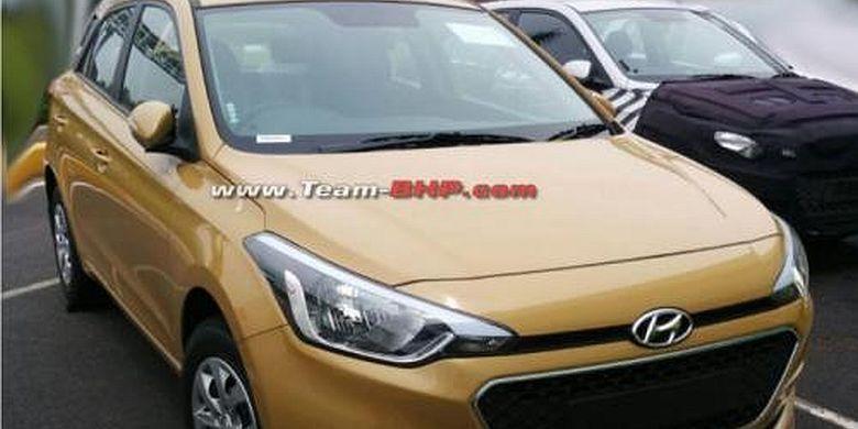 Generasi terbaru Hyundai i20(Worldcarfans)