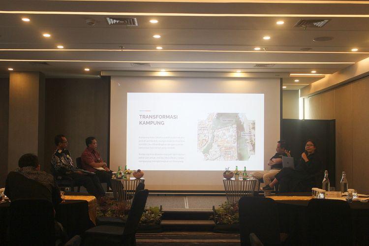 Pengembangan vertikal dapat menjadi solusi menangani masalah kepemilikan rumah bagi warga DKI Jakarta.
