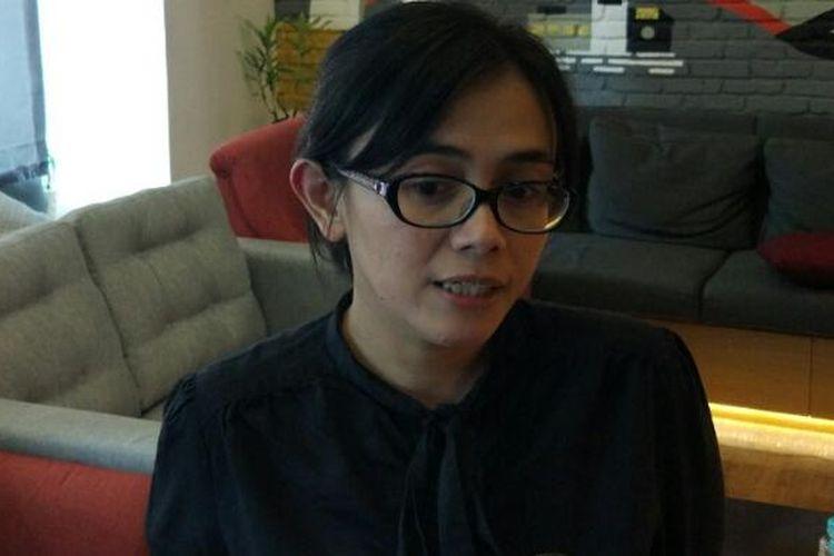Sekjen KPA Dewi Kartika
