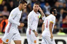Hasil Kualifikasi Piala Dunia, Spanyol Menang Telak 8-0