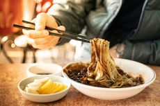 Resep Jajangmyeon Korea Halal, Bisa Pakai Mie Instan atau Spageti
