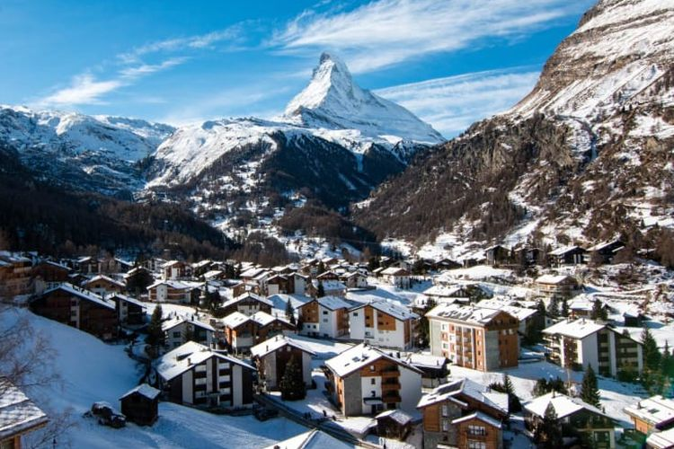 Zermatt, Swiss.