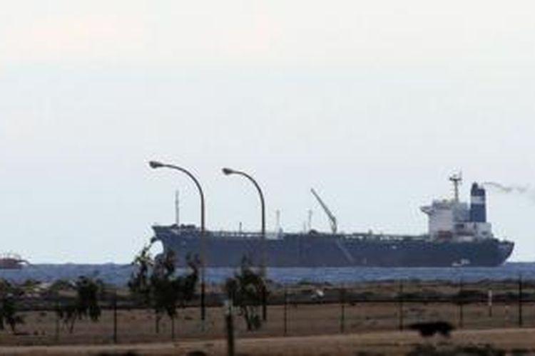Kapal tanker Korea Utara