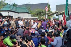 Temui Demonstran, Wagub Kaltim Janji Sampaikan Aspirasi ke Jokowi