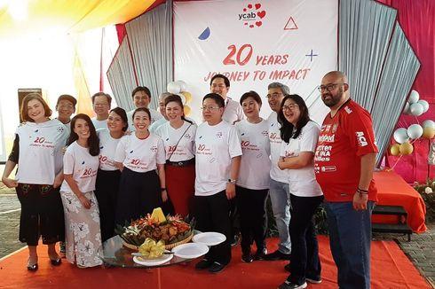 20 Tahun YCAB, Tantangan Kembangkan SDM Berkualitas dan Berjiwa Sosial
