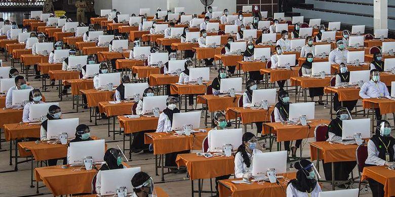 Terbaru, BKN Sebut Ada Peluang Perekrutan CPNS 2021