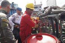 Kapal yang Diamankan Bakamla Beli BBM dari Nelayan