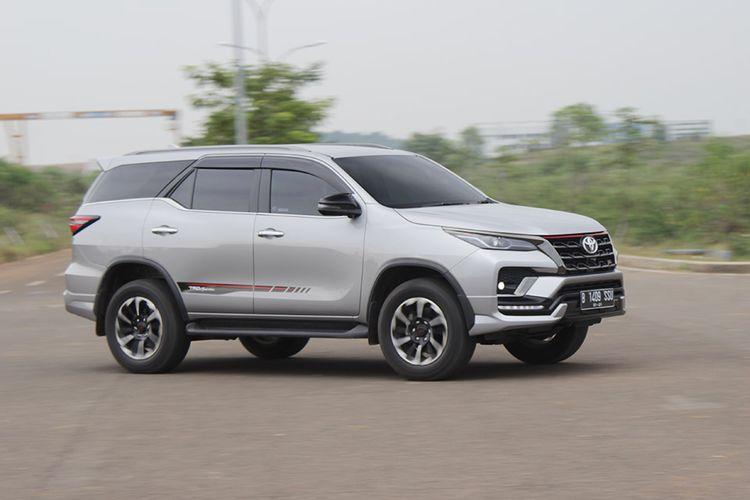 Review Toyota New Fortuner VRZ TRD Sportivo untuk harian